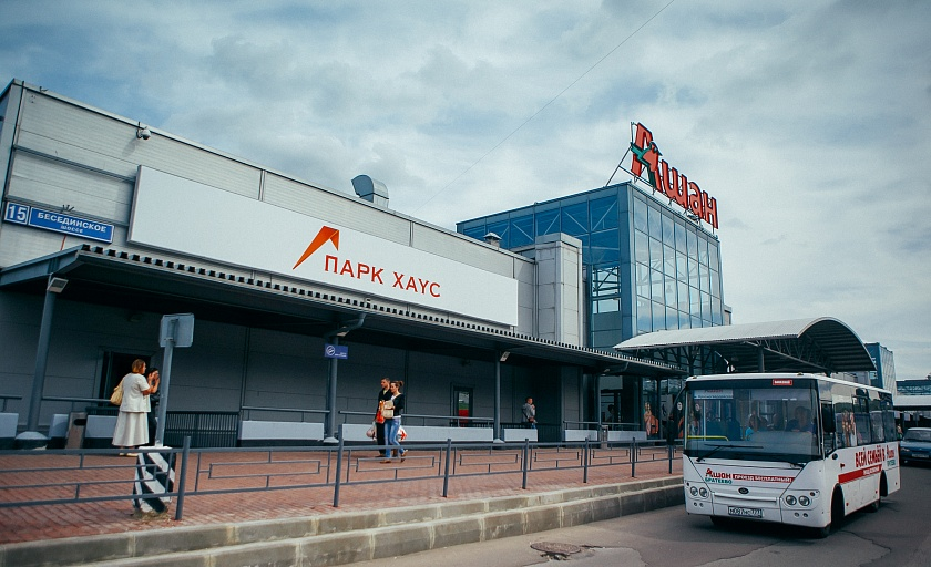 ТРК PARK HOUSE Братеево, аренда торговых помещений Москва ... ed499b60809